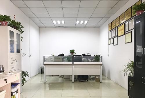 新厂区办公室